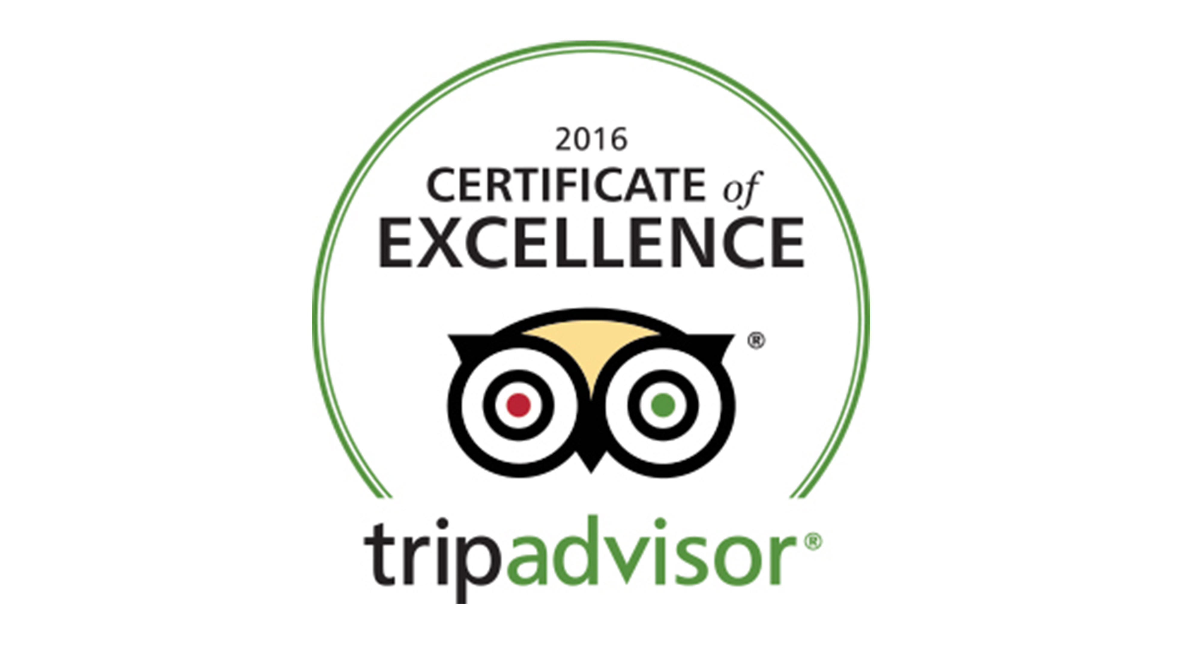trip-advisor Excellence2016